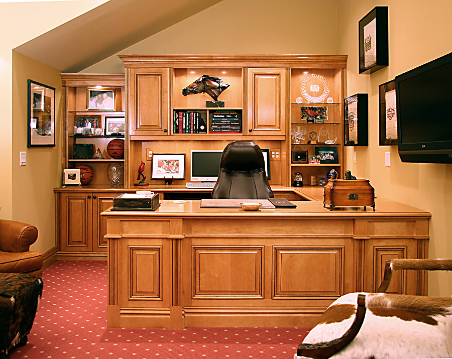 Built in Maple Office